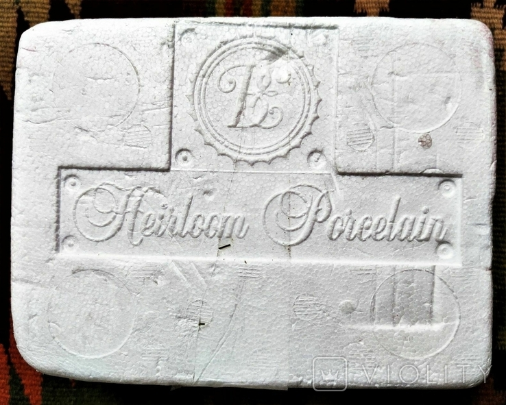Порцеляна Bradford Editions - Heirloom Porcelain, 8шт., фото №8