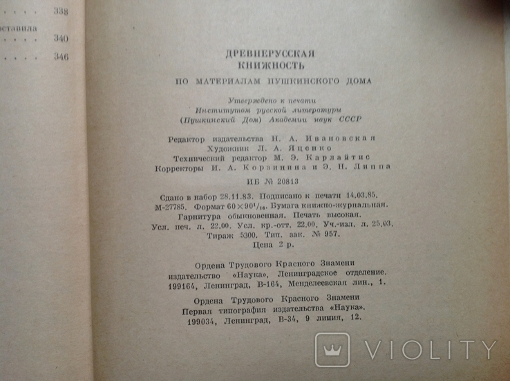 Древнерусская книжность, фото №9