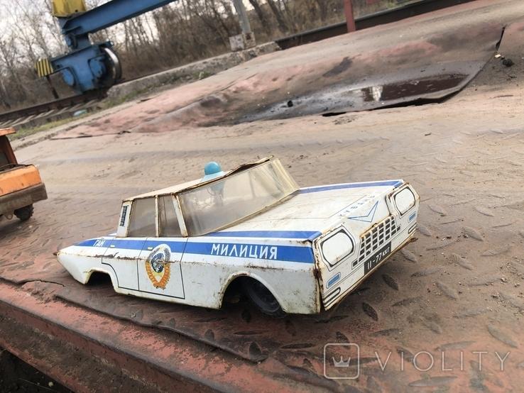 Машинка Гаи милиционеры, фото №3