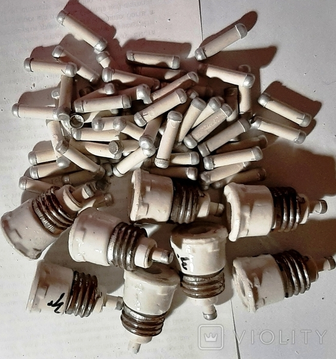 Пробки электрические и предохранители в ремонт.+*, фото №2