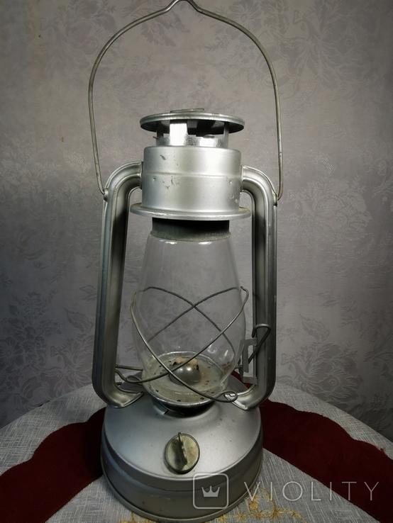 Светильник керосиновый ветроустойчивый лампа керосинка, фото №4