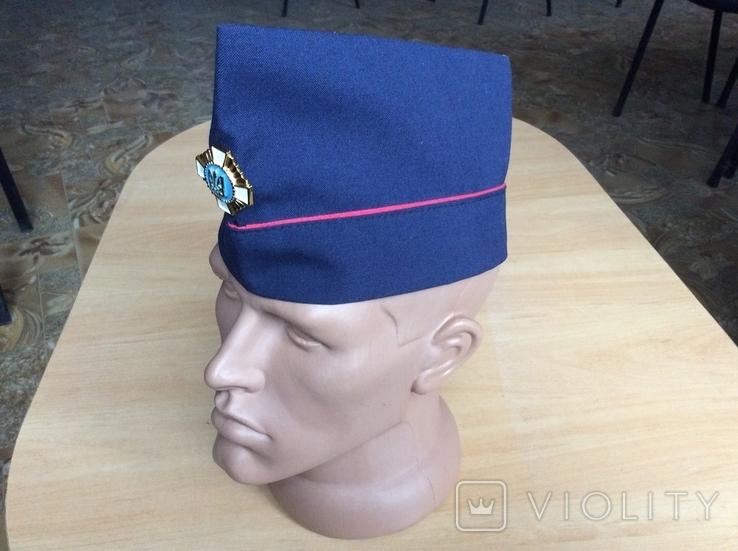 Пилотка индпошив для школьников казачят, фото №2