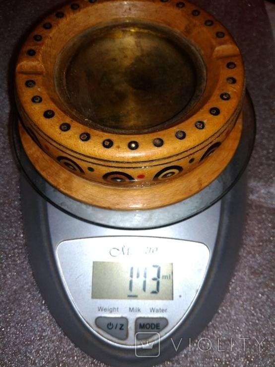 Пепельница в гуцульском стиле, фото №8