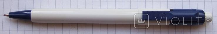 """Итальянская шариковая ручка """"Senator"""" с новым стержнем, фото №2"""