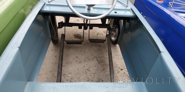 Педальные машинки автопарк, фото №8