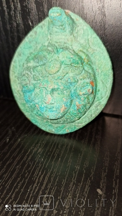 Накладка Римской богини, фото №2