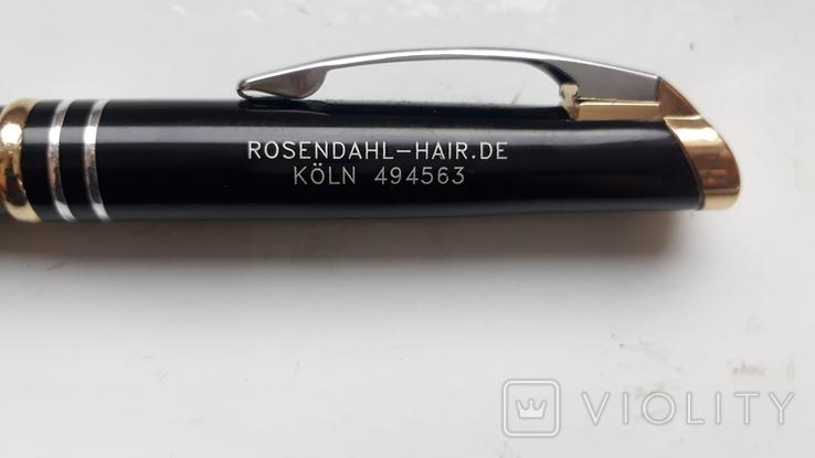 Кулькова ручка з підсвіткою, adler., фото №6