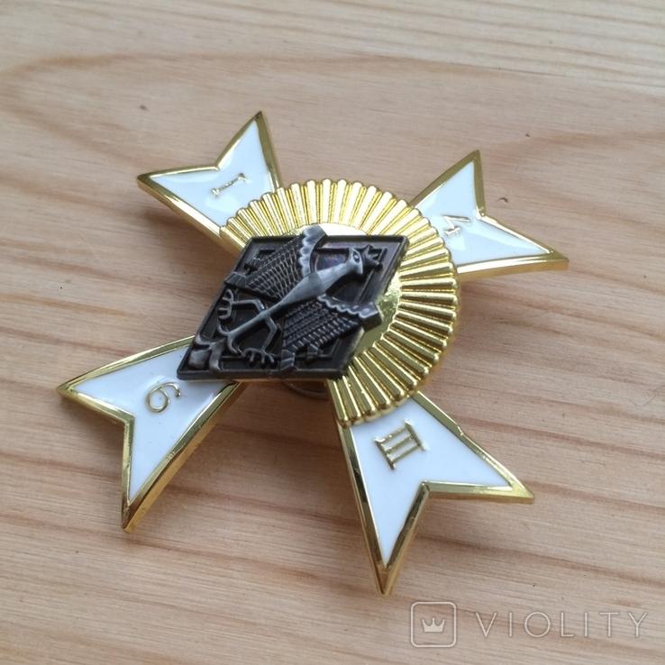 Знак 6 полк конных стрелков Польша Копия, фото №4