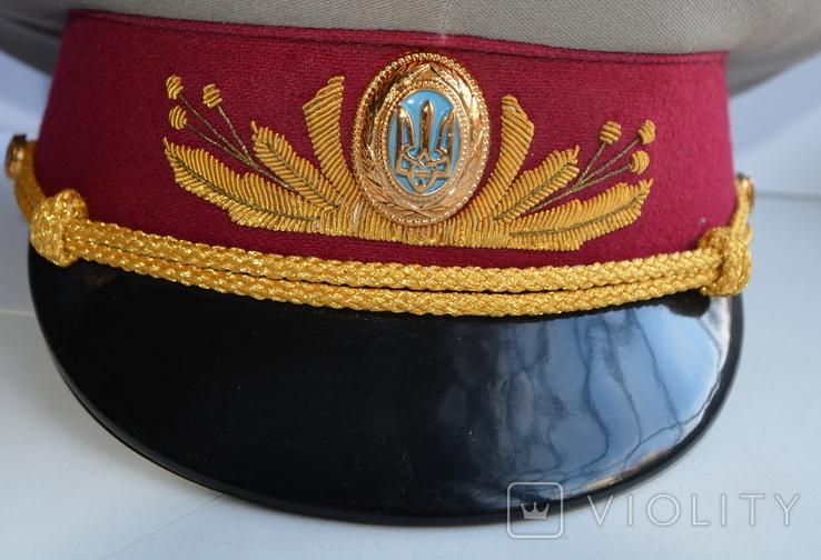 Фуражка генерала Украины., фото №3