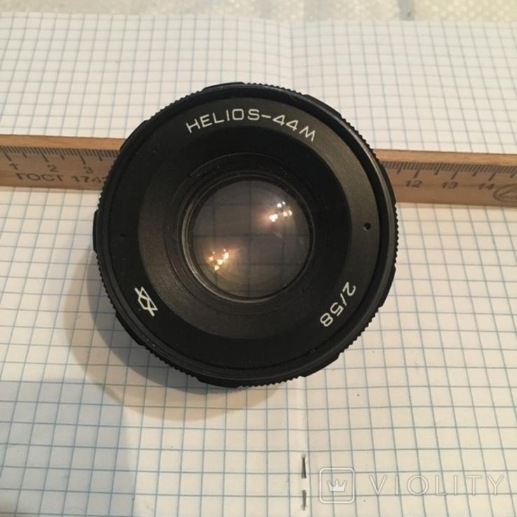 Обектив HELIOS 44М.2/58, фото №2