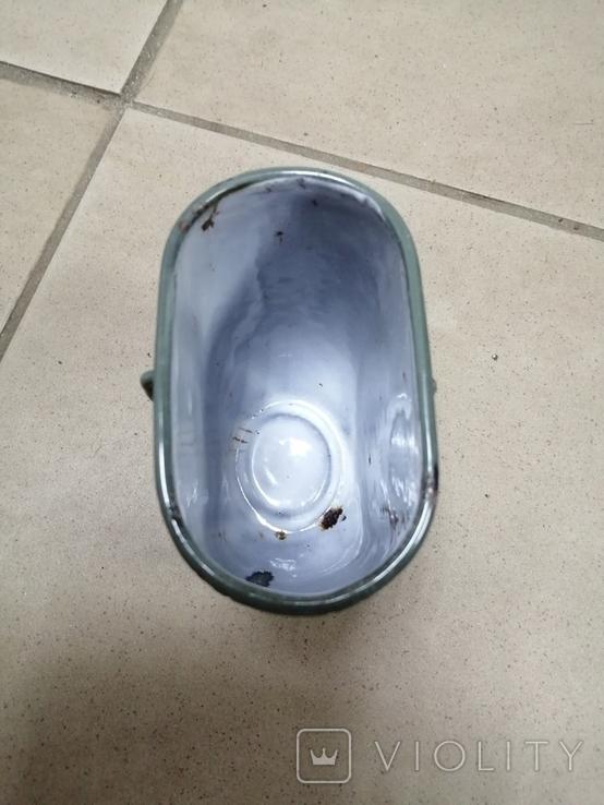 Кружка вид фляги А/В. клеймо, фото №6