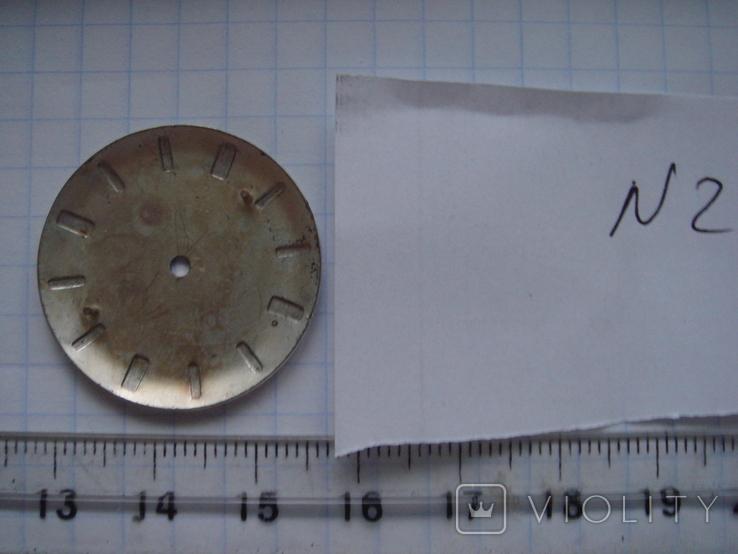 Циферблат к часам Полет №2, фото №5