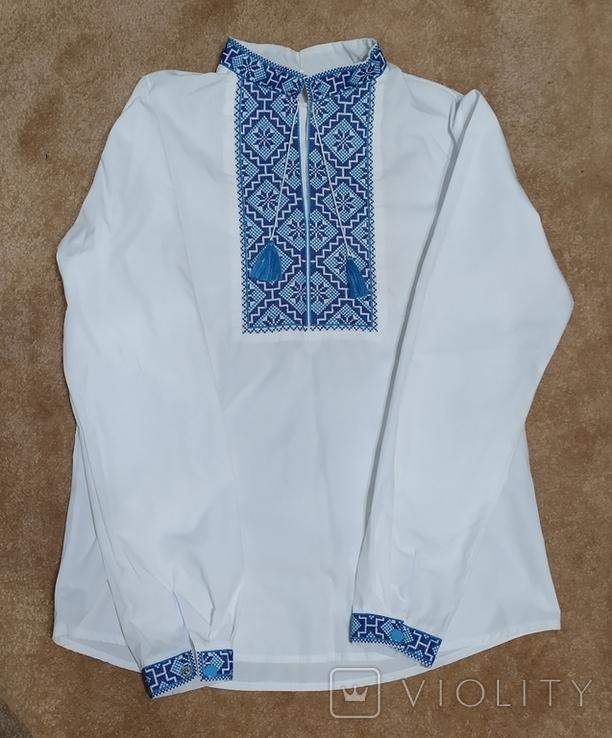 Рубашка вышиванка, фото №2