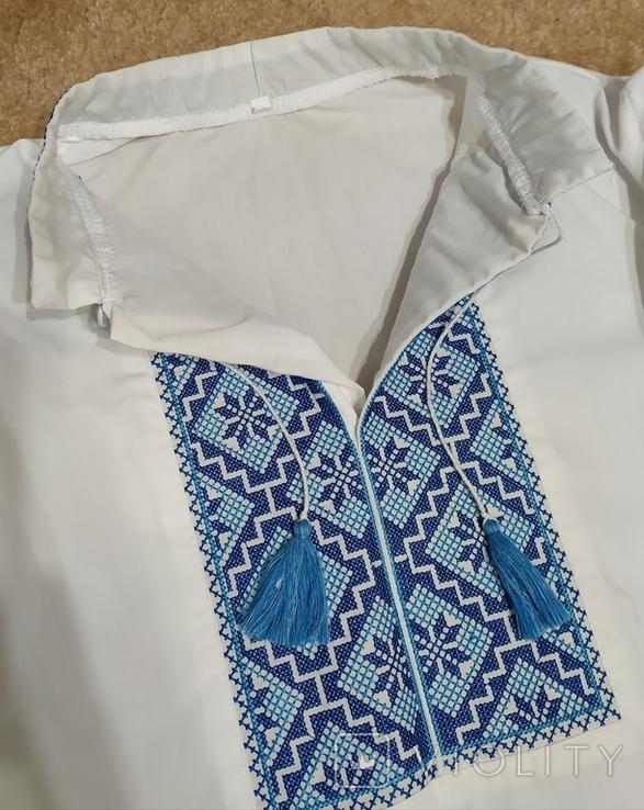 Рубашка вышиванка, фото №4