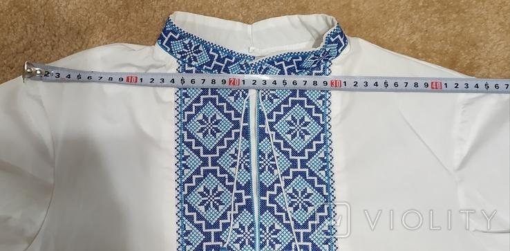 Рубашка вышиванка, фото №8