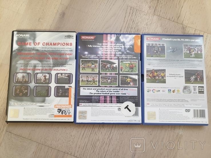Pro Evolution Soccer (PAL), фото №3