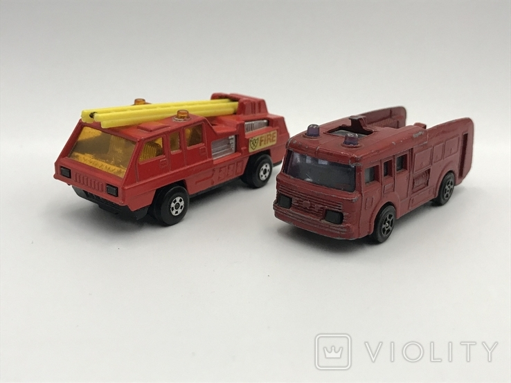 "Авто 2шт  Made in England компании ""MATCHBOX"" 1975., фото №2"