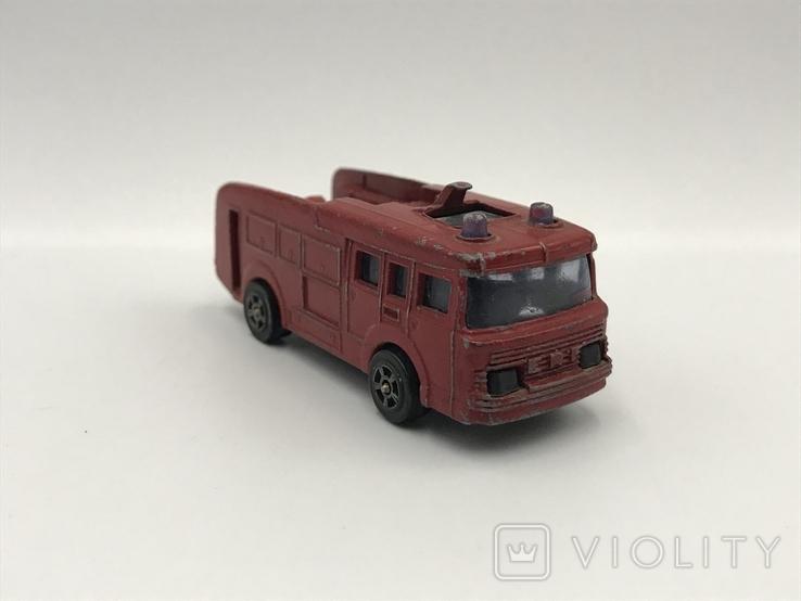 "Авто 2шт  Made in England компании ""MATCHBOX"" 1975., фото №3"