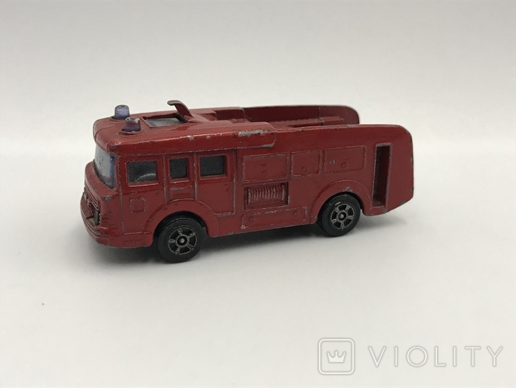 "Авто 2шт  Made in England компании ""MATCHBOX"" 1975., фото №4"