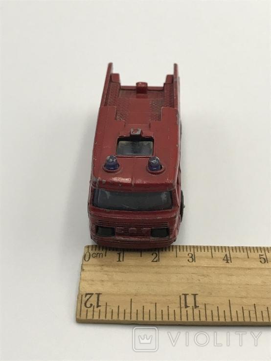 "Авто 2шт  Made in England компании ""MATCHBOX"" 1975., фото №5"