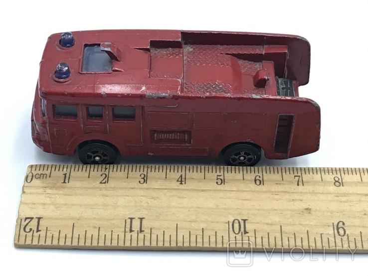 "Авто 2шт  Made in England компании ""MATCHBOX"" 1975., фото №8"
