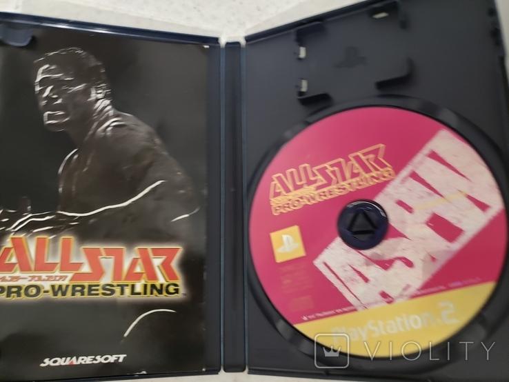 All Star Pro-Wrestling (PS2, NTSC-J), фото №4