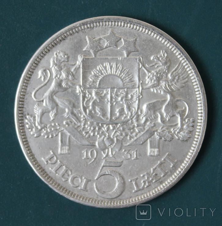 5 лат 1931(2), фото №2