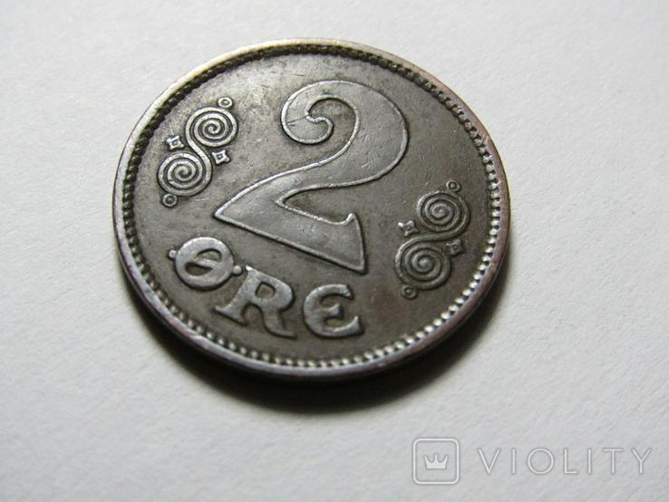 Дания 2 эре 1920, фото №3