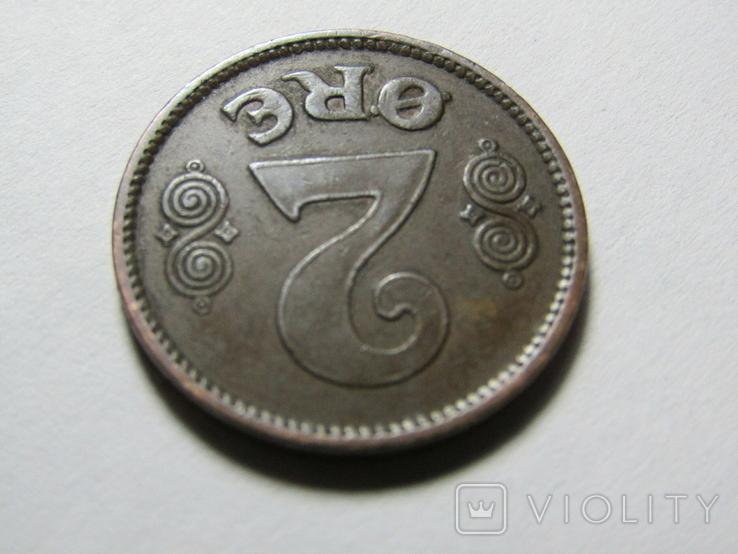 Дания 2 эре 1920, фото №5