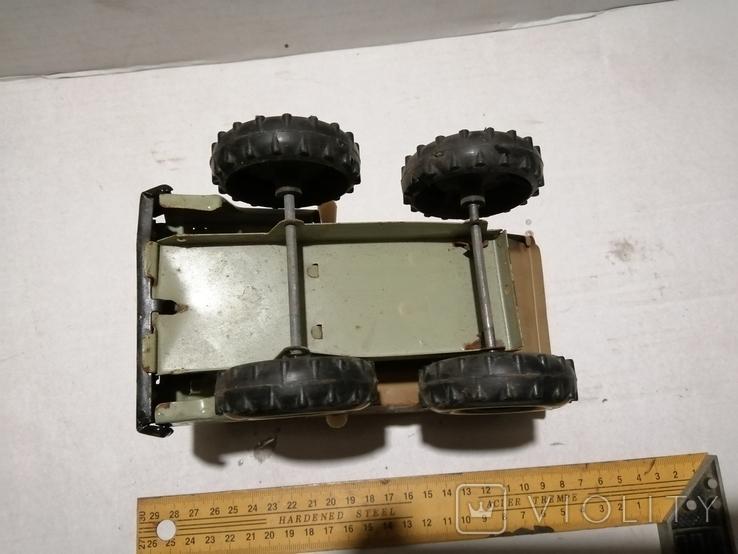 Железный самосвал, фото №5