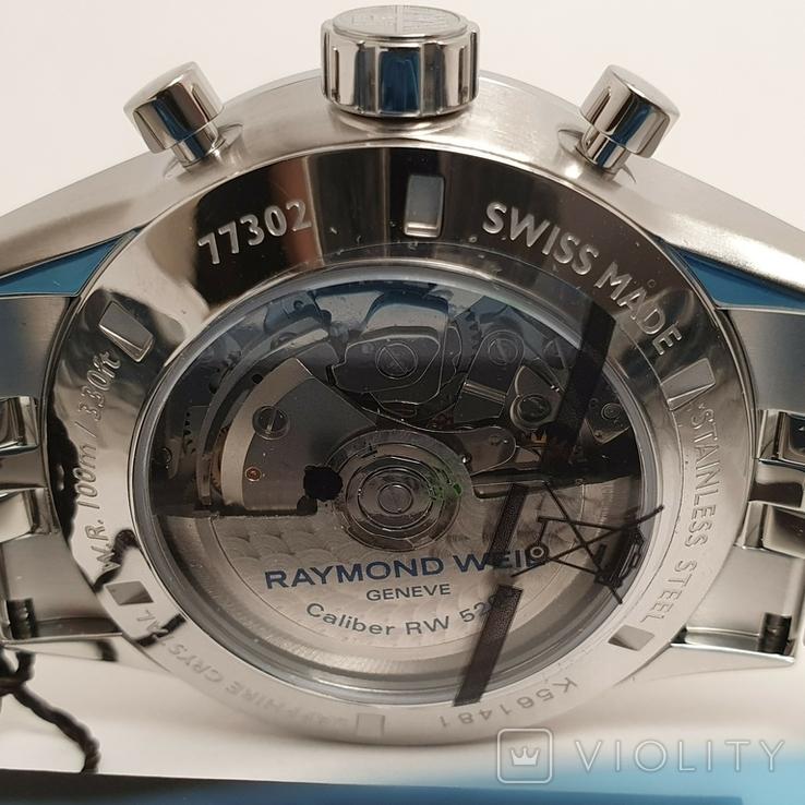 Новые часы Raymond Weil Freelancer 7730, фото №6