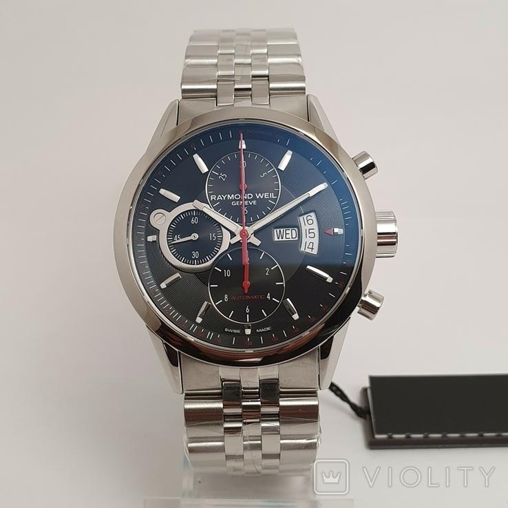 Новые часы Raymond Weil Freelancer 7730, фото №2
