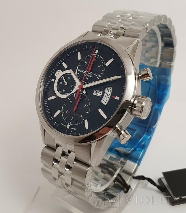 Новые часы Raymond Weil Freelancer 7730, фото №8