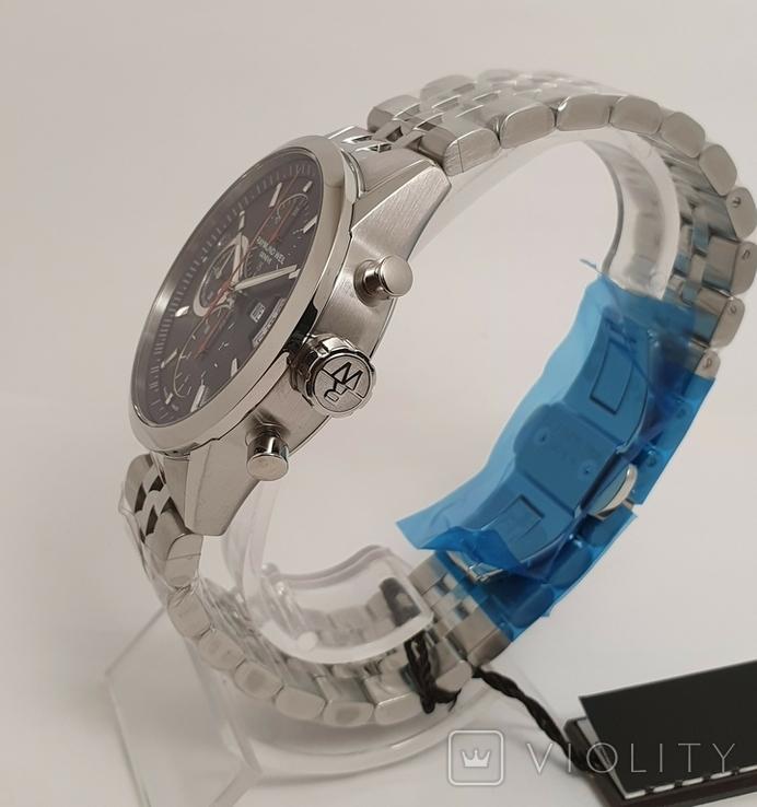Новые часы Raymond Weil Freelancer 7730, фото №9