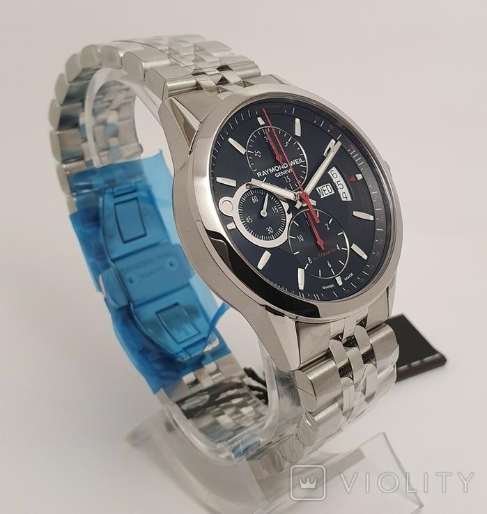 Новые часы Raymond Weil Freelancer 7730, фото №10