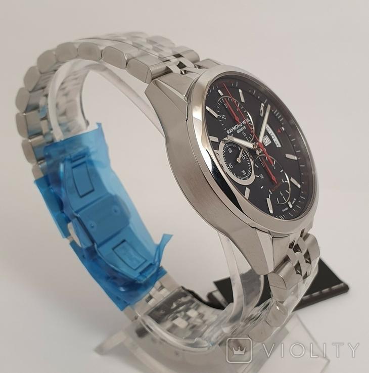 Новые часы Raymond Weil Freelancer 7730, фото №11
