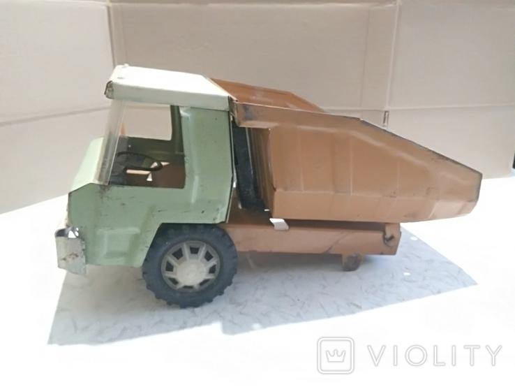 Большой грузовик самосвал завода Запорожсталь., фото №2