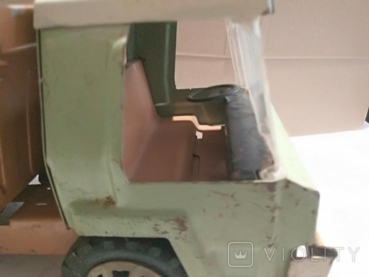 Большой грузовик самосвал завода Запорожсталь., фото №7