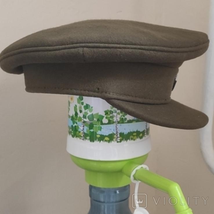 Бельгийская военная фуражка, фото №5