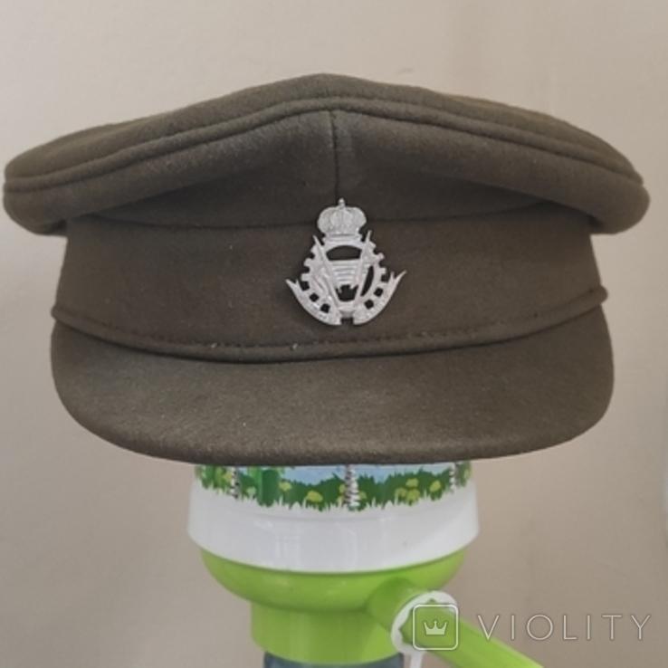 Бельгийская военная фуражка, фото №2