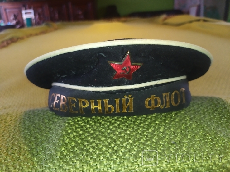 Фуражка Северный флот, фото №3