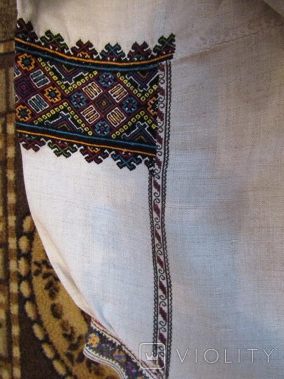 Старовинна вишита сорочка.поч ХХст., фото №11