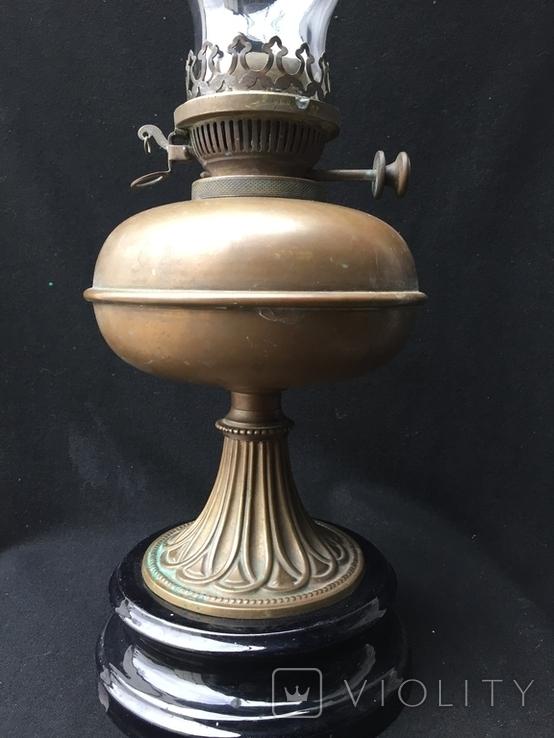 """Керосиновая лампа """"Hinks'S"""", Лондон,нач.20го века, фото №3"""