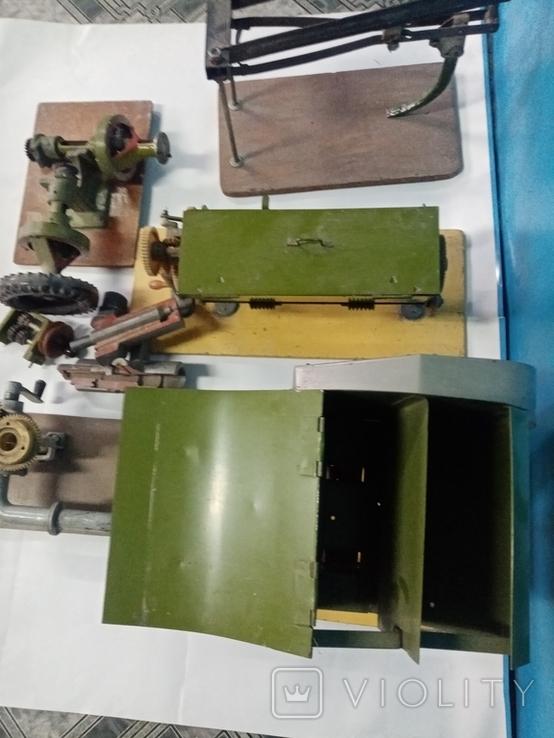 Макети пять штук, СССР, фото №3