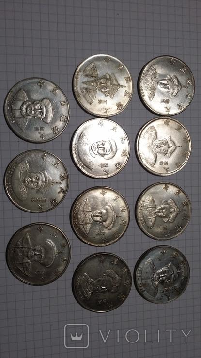 Копии старіх монет, фото №2