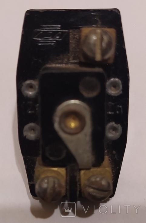 Тумблер на 3 позиции, СССР, фото №7