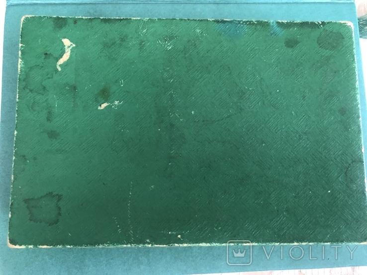 Набор ложек с эмалью. Период СССР, фото №8
