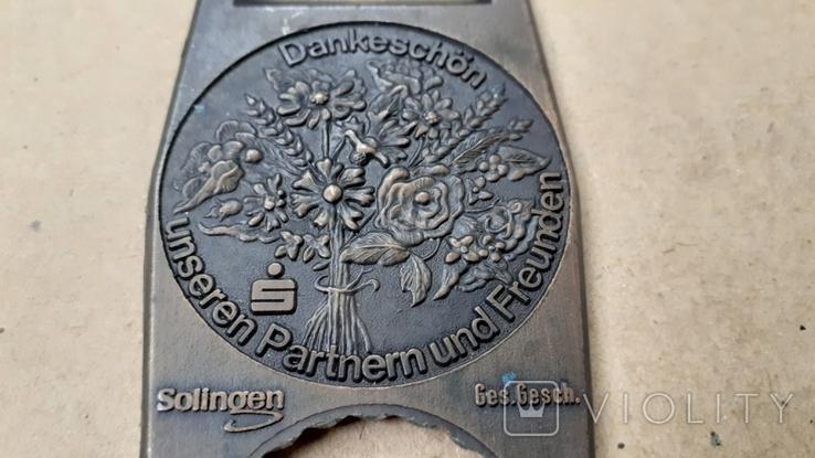 Открывачка Solingen, фото №3