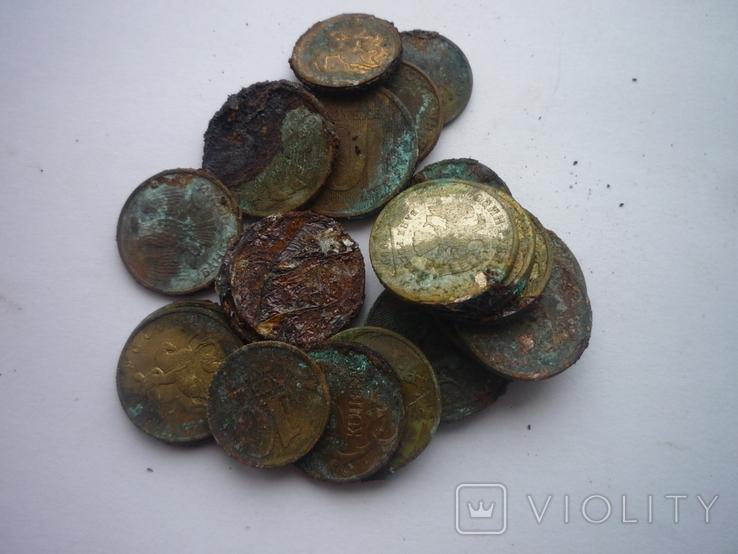 Куча монет не розбериха, фото №2