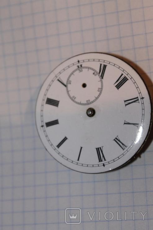 Механизм швейцарских часов большой, фото №5